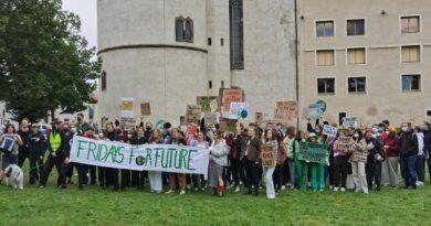 Globaler Klimastreik Wittenberg